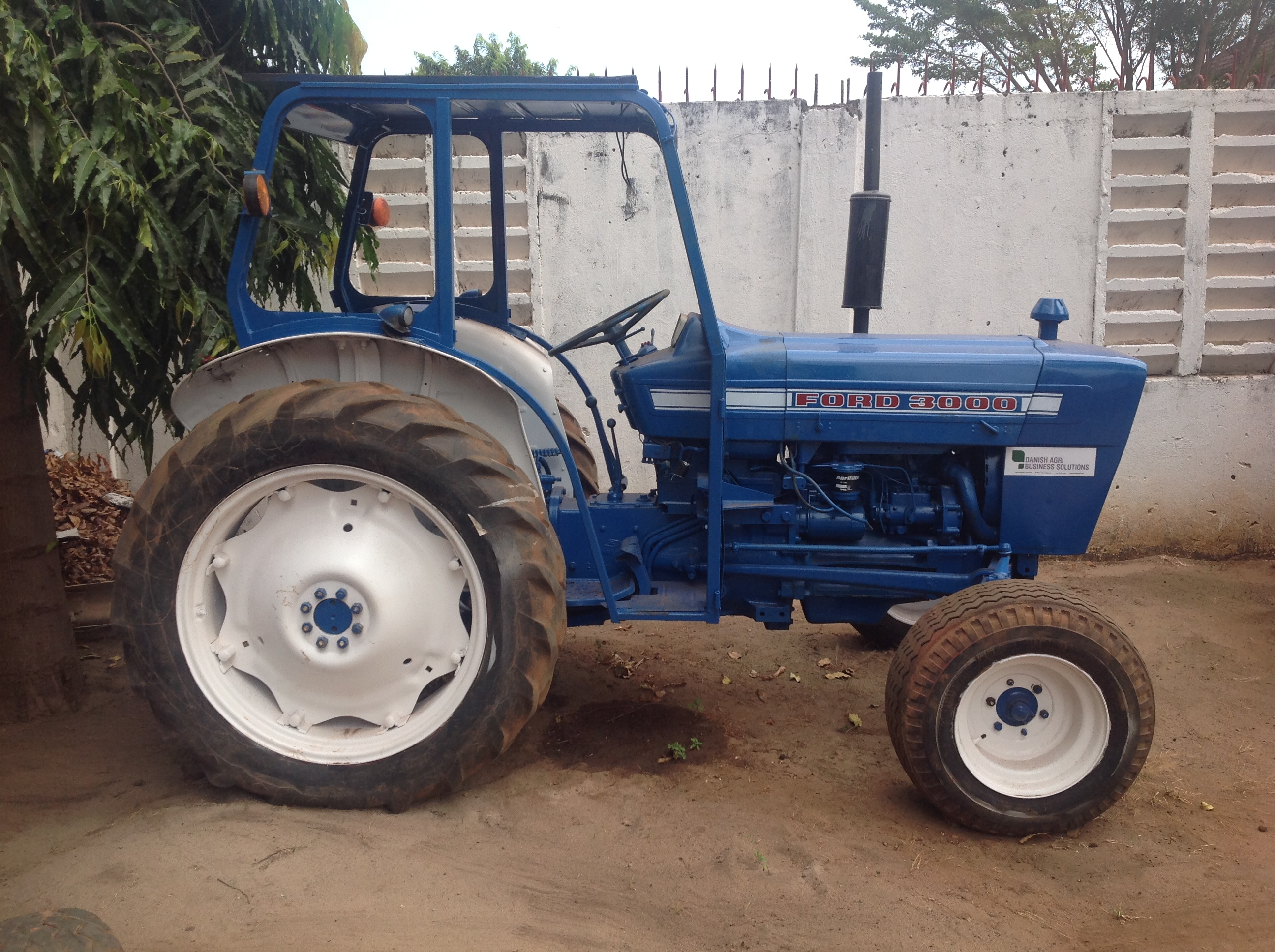 ford 4000 tractor manual free