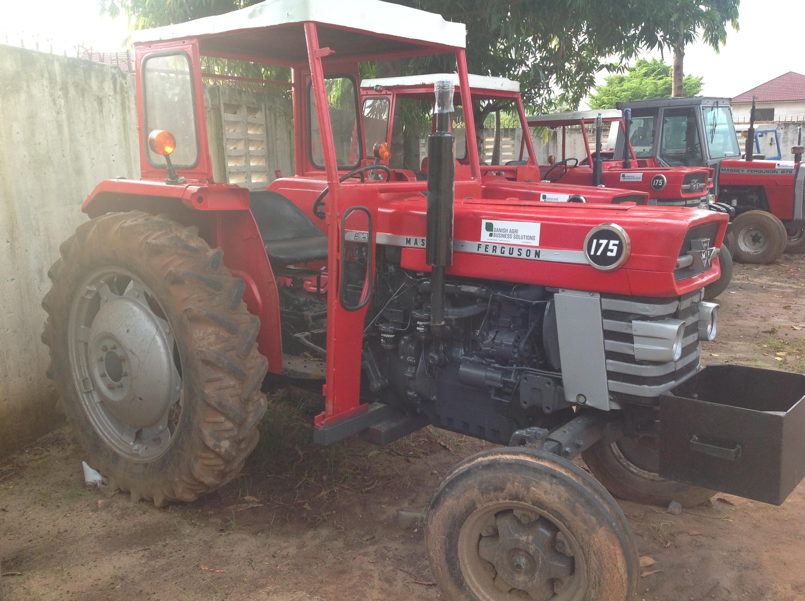 Massey Ferguson 175 Tractor Data : Used massey ferguson tractors tanzania