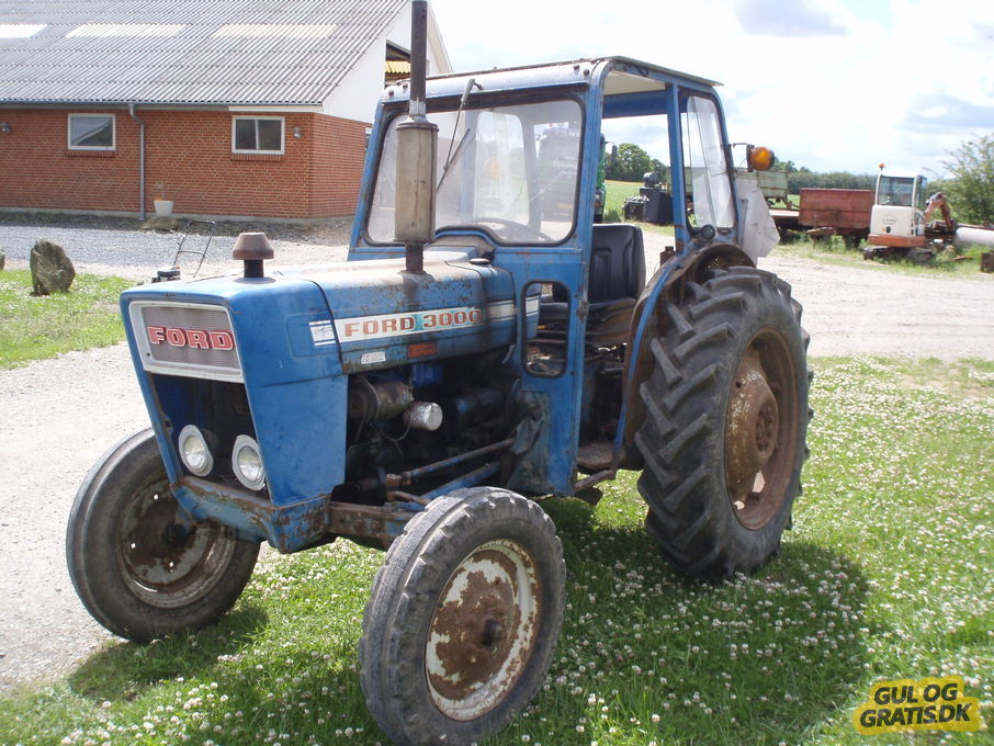 Ford 3000 Tractor Manual : Used tractor ford tractors tanzania
